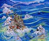 Noah's Triumph Art Print