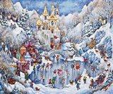 Camelot Winter Art Print