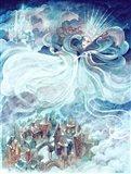The Snow Queen 2 Art Print