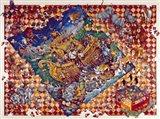 Noah's Puzzlement Art Print
