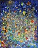 Raining Frogs & Fishes Art Print