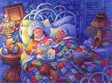 Sound Asleep Art Print