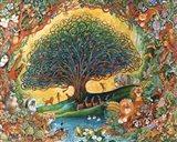 The Tree Of Knowledge (Eden) Art Print