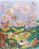 The Bubble Fairies Art Print