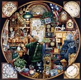 ... World Enough And Time Art Print