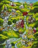 Country Summer Art Print