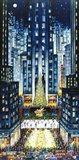Rockefeller Christmas Art Print