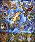 Story Of Sinbad Art Print