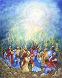 Holy Ghost Art Print