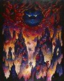 Horny Little Devils Art Print