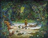 Noah And The Swamp Things Art Print