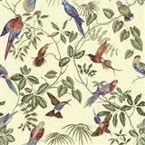 Aviary Neutral Art Print