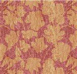 Floral Waltz Mono Rose Gold Art Print