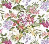Tropic Bouquet Multi Art Print