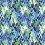 Wavy Stripe Marina Art Print