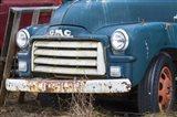 Old Gmc Truck Art Print