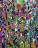 Isla Mawimbe Art Print
