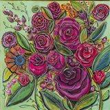 Spanish Flowers 2 Art Print