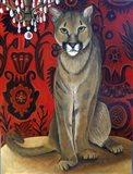 Best Cougar 2 Art Print
