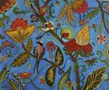 Flowers Gone Wild Art Print