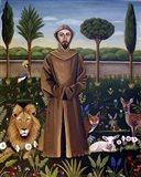 Francis 3 Art Print