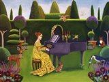 Summer Sonata Art Print
