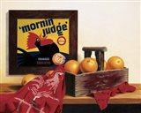 'Mornin Judge' Art Print