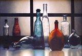 Bottled Twilight Art Print