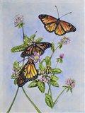 Irish Monarchs Art Print