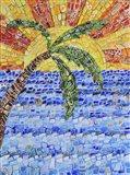Caribbean Day Art Print