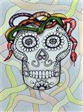 Serpientes Art Print