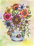 Summer Blooms Art Print