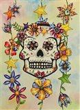 Estrellas Art Print