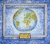 Earth without Art Art Print