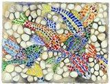 Pebble Pond Art Print