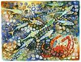 Sardine Business Art Print