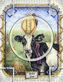 Holey Cow Art Print