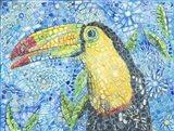 Toucan Charlie Art Print