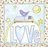 Love 51 Art Print