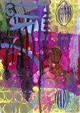 Texture - Balloons Art Print