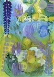 Texture - Pastels Art Print