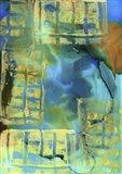 Texture - Grid Art Print
