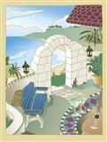 Drinks in the Tropics Art Print