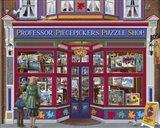 Professor Puzzles Art Print