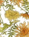 Autumn Garden II Art Print