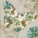 Winged Tapestry II Art Print
