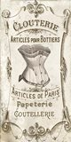 Signes Francais III Art Print