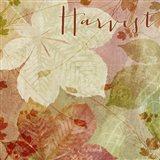 October Pastel II Art Print