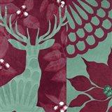 Woodland Winter IV Art Print