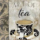 Art of Tea I Art Print